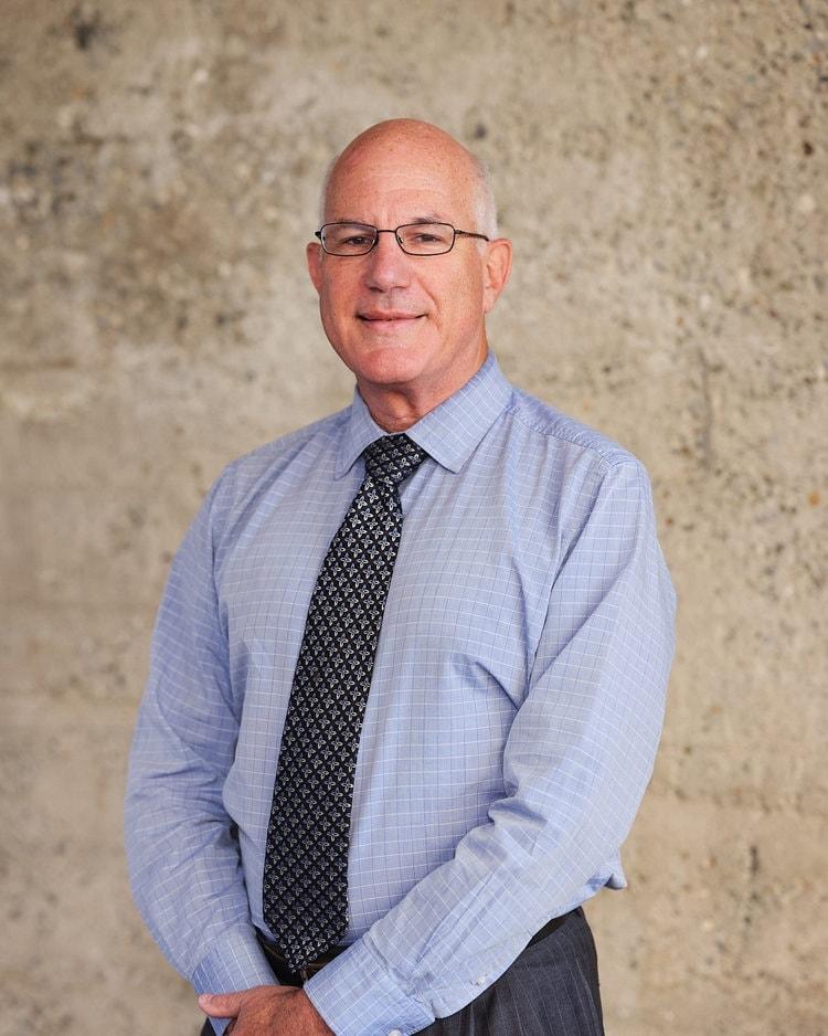 Steve Kuklin Portrait